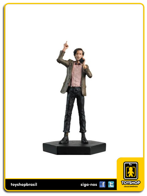 Doctor Who Figurine Colection: Eleventh Doctor - Eaglemoss