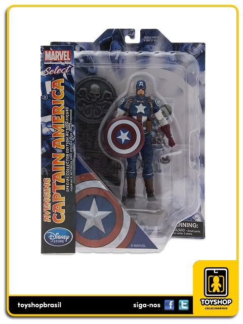 Marvel Select: Avenging Captain America - Diamond