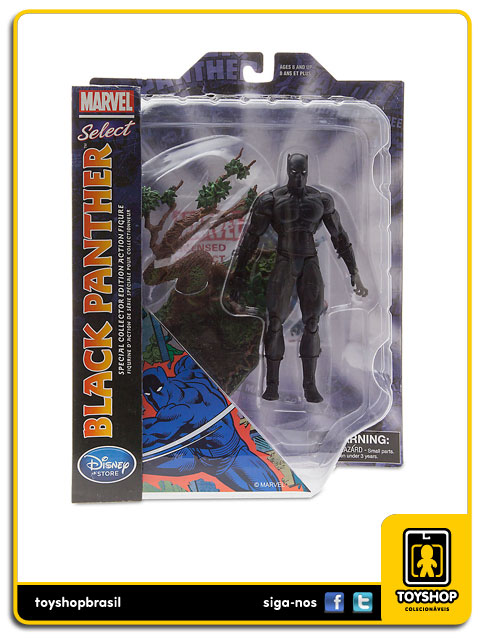 Marvel Select: Black Panther - Diamond