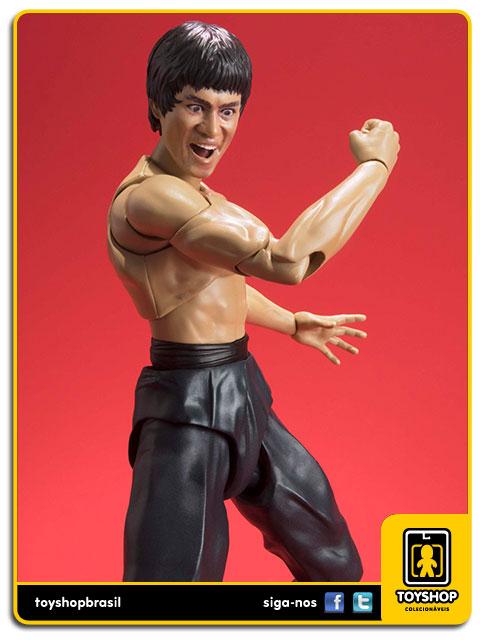 Bruce Lee S.H. Figuarts: Enter the Dragon - Bandai