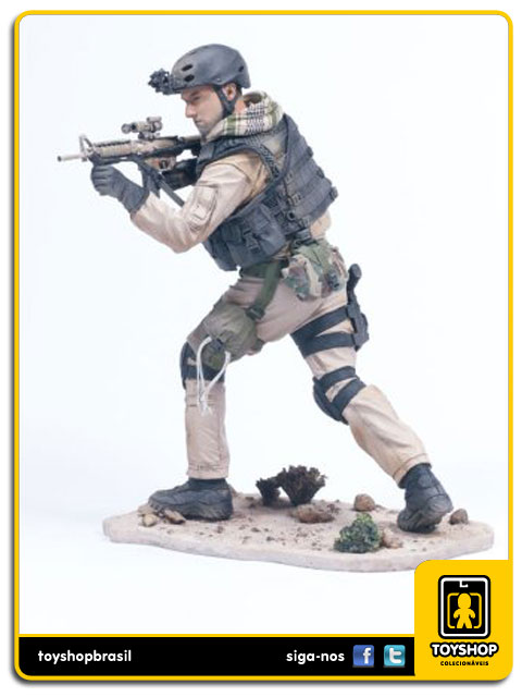 Military Second Tour of Duty : Navy Seal Commando  - McFarlane