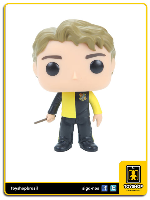 Harry Potter: Cedric Diggory Hot Topic Exclusive  Pop - Funko