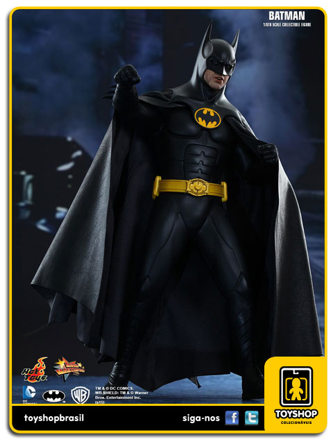 Batman Returns: Batman Michael Keaton - Hot Toys