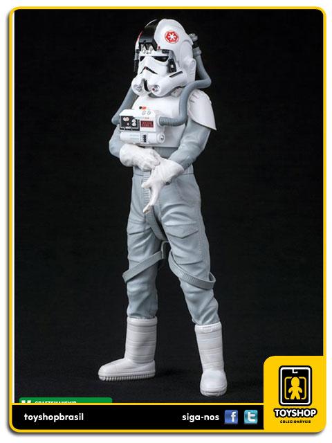 Star Wars: At-At Driver 1/10 Artfx - Kotobukiya
