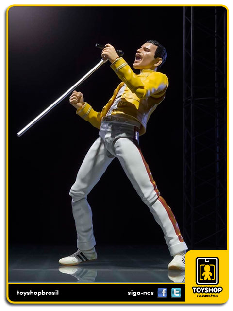 S.H. Figuarts: Freddie Mercury Live At Wembley - Bandai