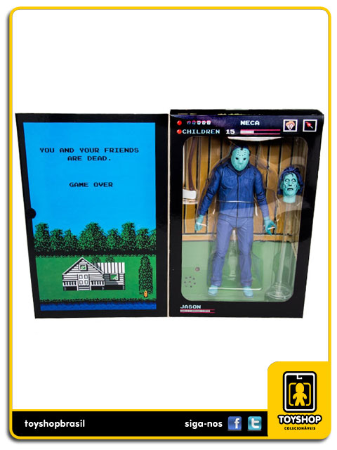 Friday The 13th: Jason Classic Video Game - Neca