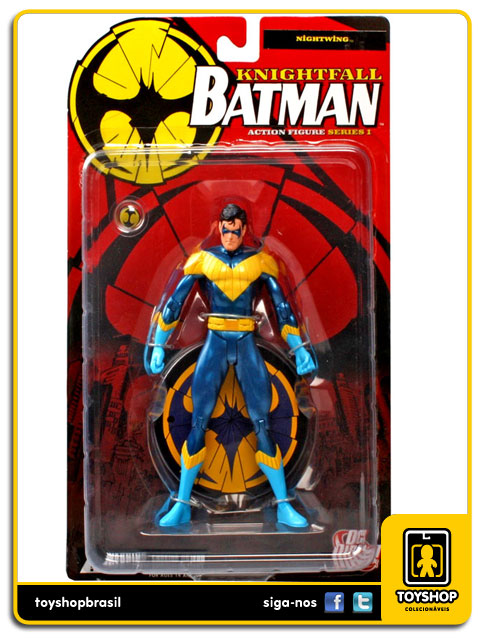 Batman Knightfall: Nightwing  - Dc Direct