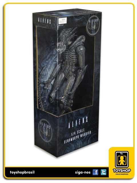 Aliens: Xenomorph Warrior 1/4 - Neca