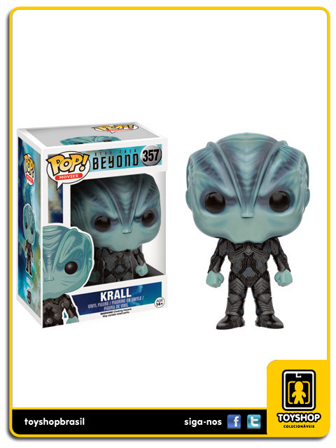 Star Trek Beyond: Krall Pop - Funko