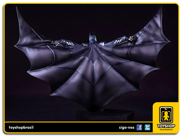 Batman Arkham Knight: Estátua Batman Art Scale 1/10 - Iron Studios