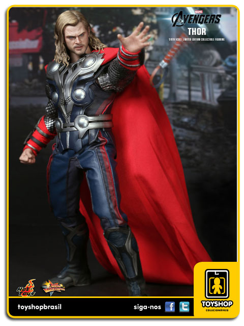 The Avengers: Thor - Hot Toys