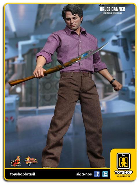 The Avengers: Bruce Banner - Hot Toys