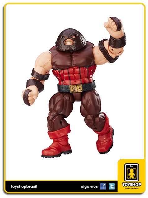 Marvel Legends Juggernaut: Cable - Hasbro
