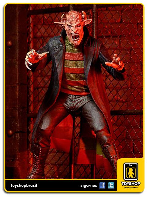 A Nightmare on Elm Street: Freddy Krueger New Nightmare - Neca