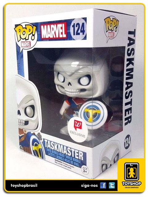 Marvel: Taskmaster Exclusivo Pop - Funko