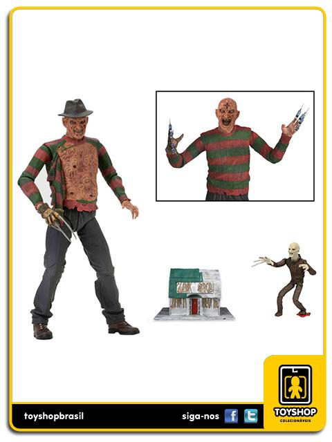 A Nightmare on Elm Street Part 3: Ultimate  Freddy Krueger Dream Warriors - Neca