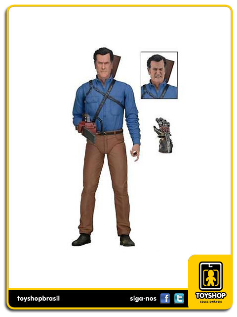 Ash vs Evil Dead: Ash Williams (Hero) - Neca