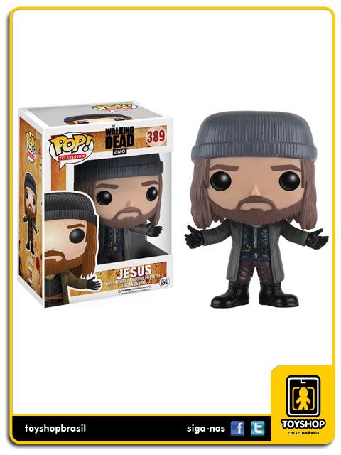 The Walking Dead: Jesus Pop - Funko