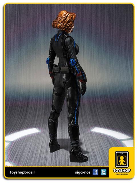 Avengers Age of Ultron S.H. Figuarts: Black Widow - Bandai
