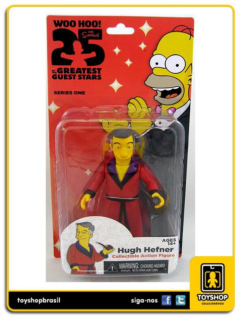 The Simpsons 25th Anniversary: Hugh Hefner - Neca