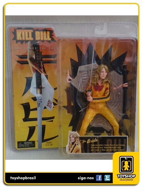 Kill Bill The Bride Neca