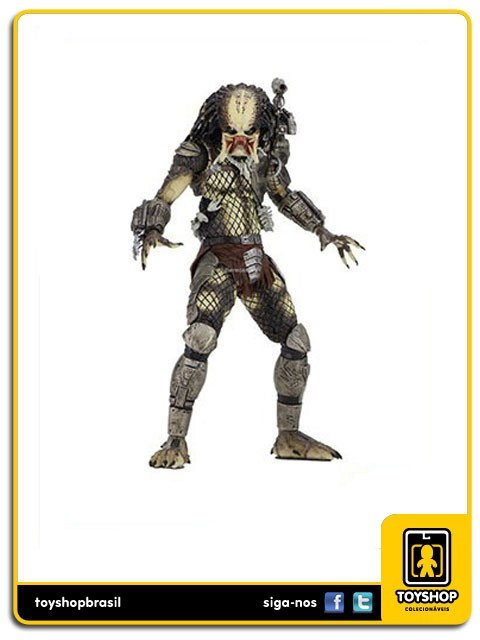 Predator 30th Anniversary Jungle Hunter Unmasked Neca Toys