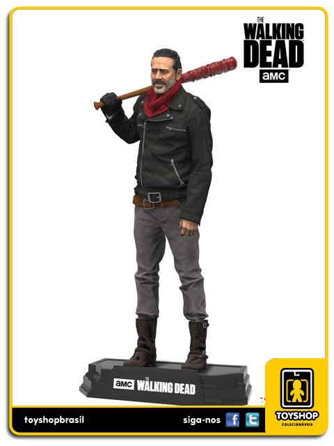 The Walking Dead Negan Color Tops Mcfarlane Toys