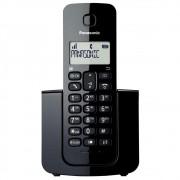 Telefone Panasonic KX-TGB110LBB Sem Fio Dect 6.0 com ID de Chamadas - Preto