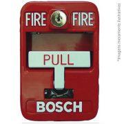 Acionador de Incêndio Bosch Puxa Alavanca
