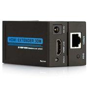 Extensor HDMI via UTP - 30 Metros Importada
