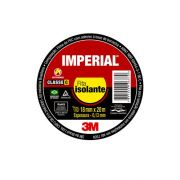 Fita Isolante 3M Imperial 18mm X 20 metros Slim