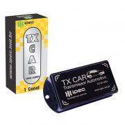 TX CAR Code-learn - 433,9MHZ IPEC 02 Canais