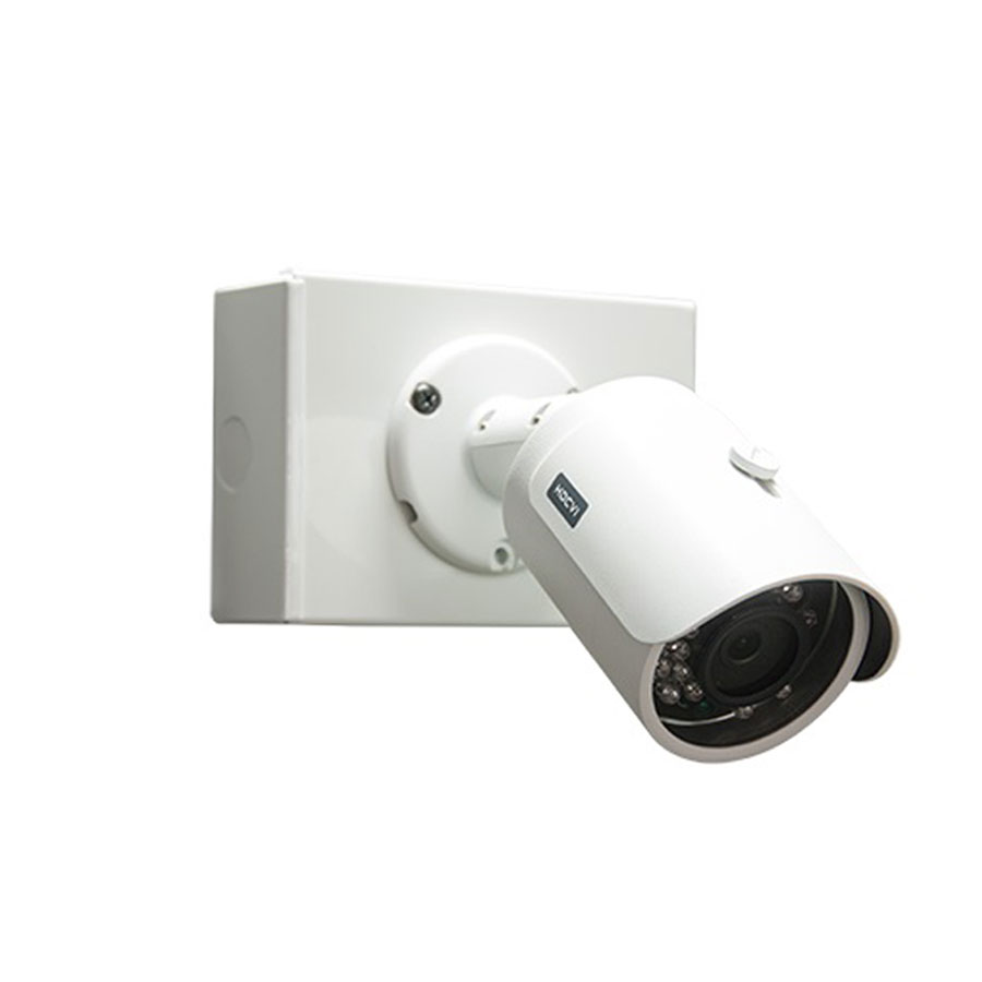 Caixa sobrepor para CFTV Onix Security Vazia