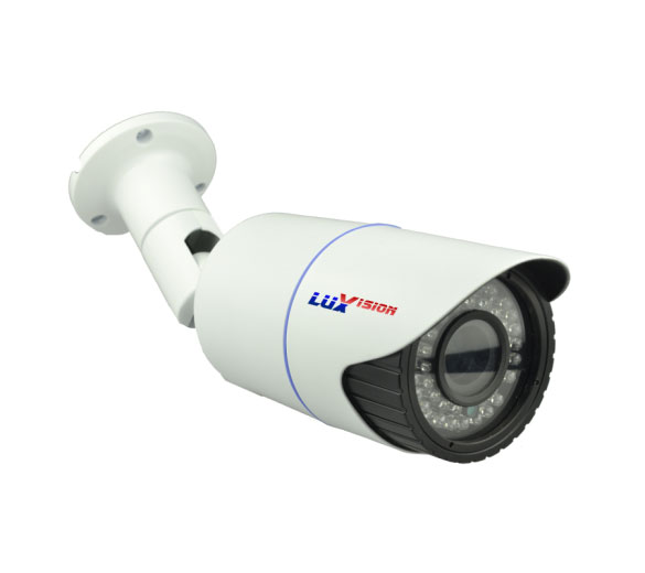 Câmera Bullet Infravermelho AHD Luxvision LVC5110B-VR HD 720p Varifocal