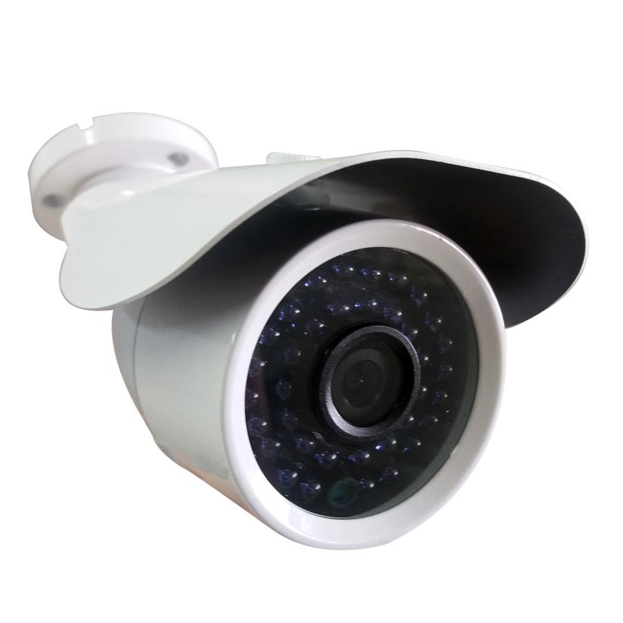 Câmera Bullet Infravermelho AHD M Tudo Forte 786 HD 720p 2,8mm IP66 - Uso Interno /Externo
