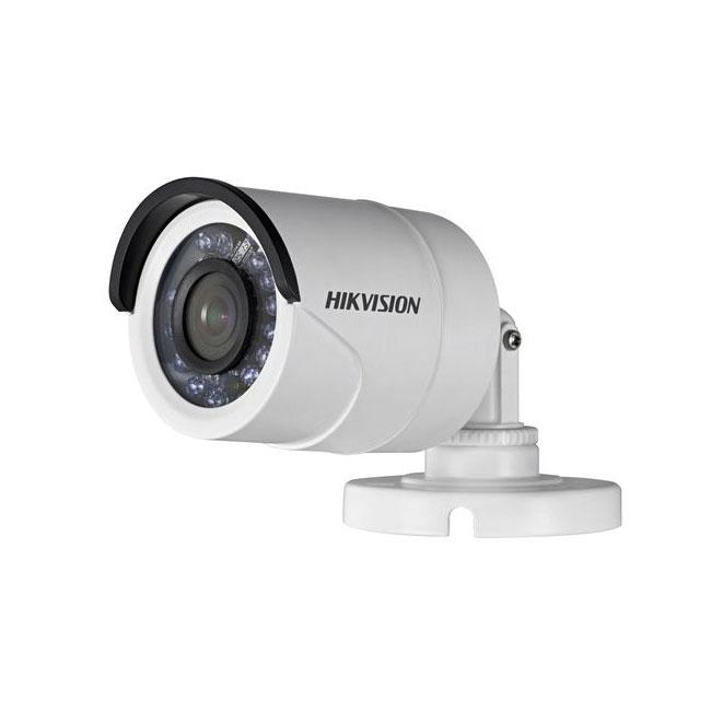 Câmera Bullet Infravermelho HDTVI Turbo HD Hikvision HD 720p 3,6mm