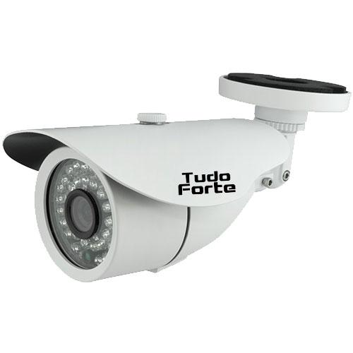 Câmera Bullet Infravermelho 1000 Linhas Tudo Forte 2,8mm IP66