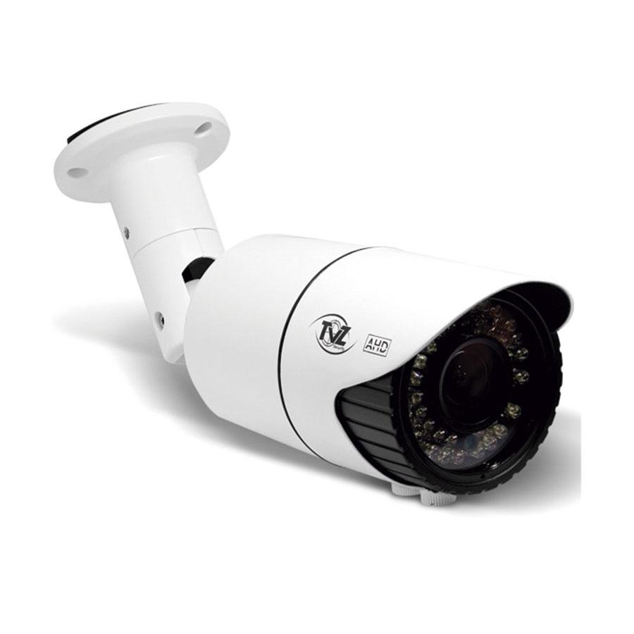 Câmera Bullet Varifocal AHD-BV1 TVZ Tecvoz Hibrida HD 720p lente 2,8 - 12mm
