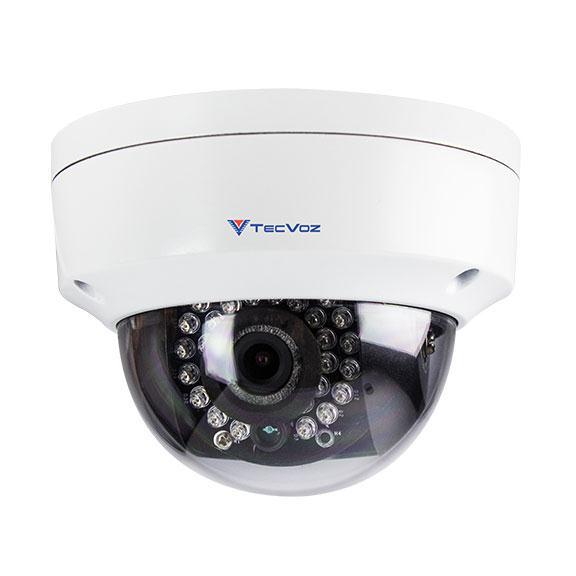 Câmera IP Dome Infravermelho Tecvoz THK-IDM13 1.3M 2,8mm