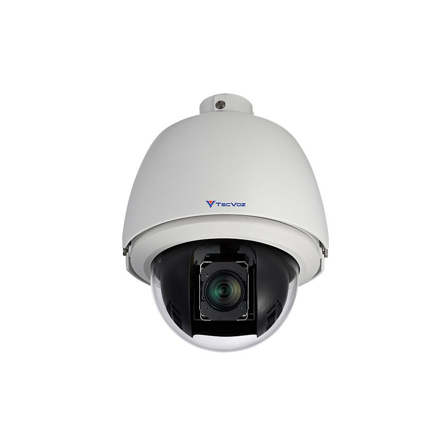 Câmera Speed  Dome IP Tecvoz THK-ISP13 1.3M 20X Zoom PTZ