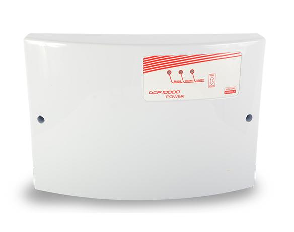 Central de Cerca Elétrica GCP 10000 POWER, Com certificação de Segurança INMETRO, Carregador-Flutuador de bateria incorporado, Saida para Alarme
