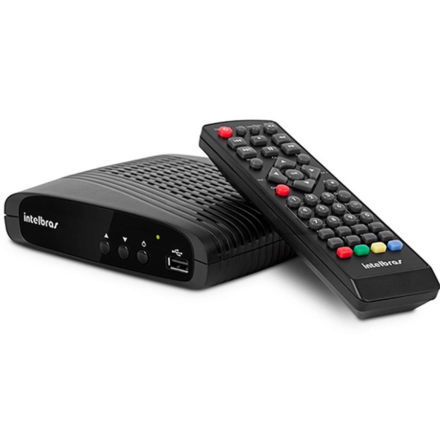 Conversor e Gravador de TV Digital Intelbras CD 636