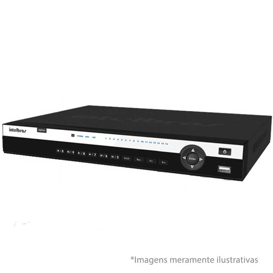 DVR Stand Alone Intelbras HDCVI 3132 M 32 Ch 1080p