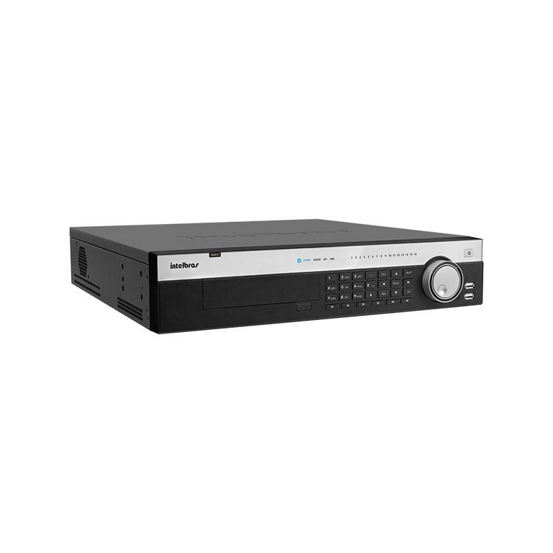 DVR Stand Alone Tríbrido HDCVI Intelbras HDCVI 5032 H 32 Canais