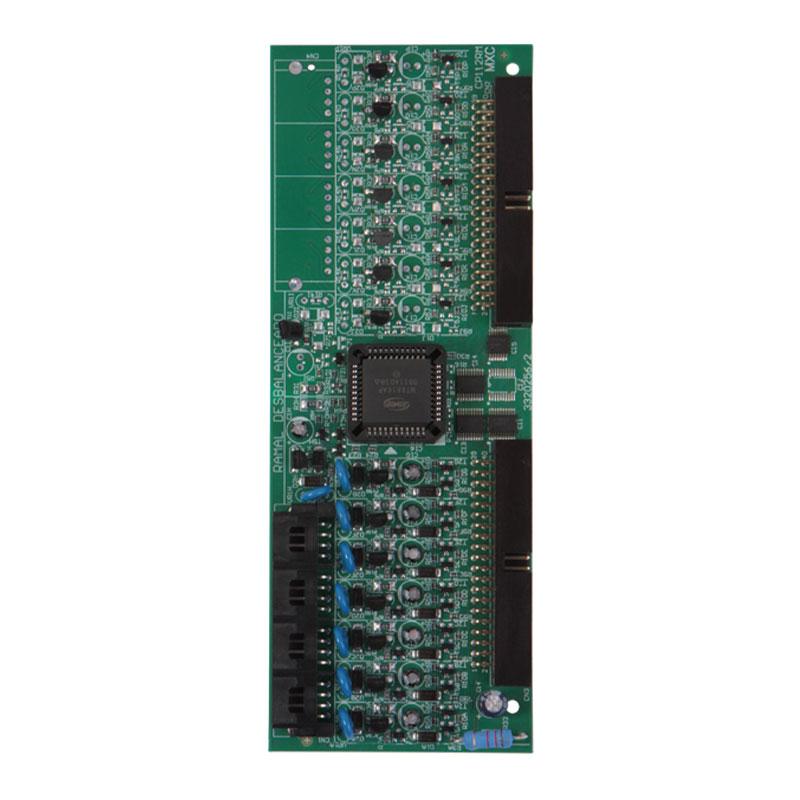 Kit Central de Interfonia e Comunicação Condominial + Placa p/ 40 Ramais - Intelbras Comunic 48