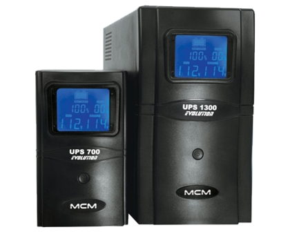Nobreak MCM Evolution UPS 1300 VA
