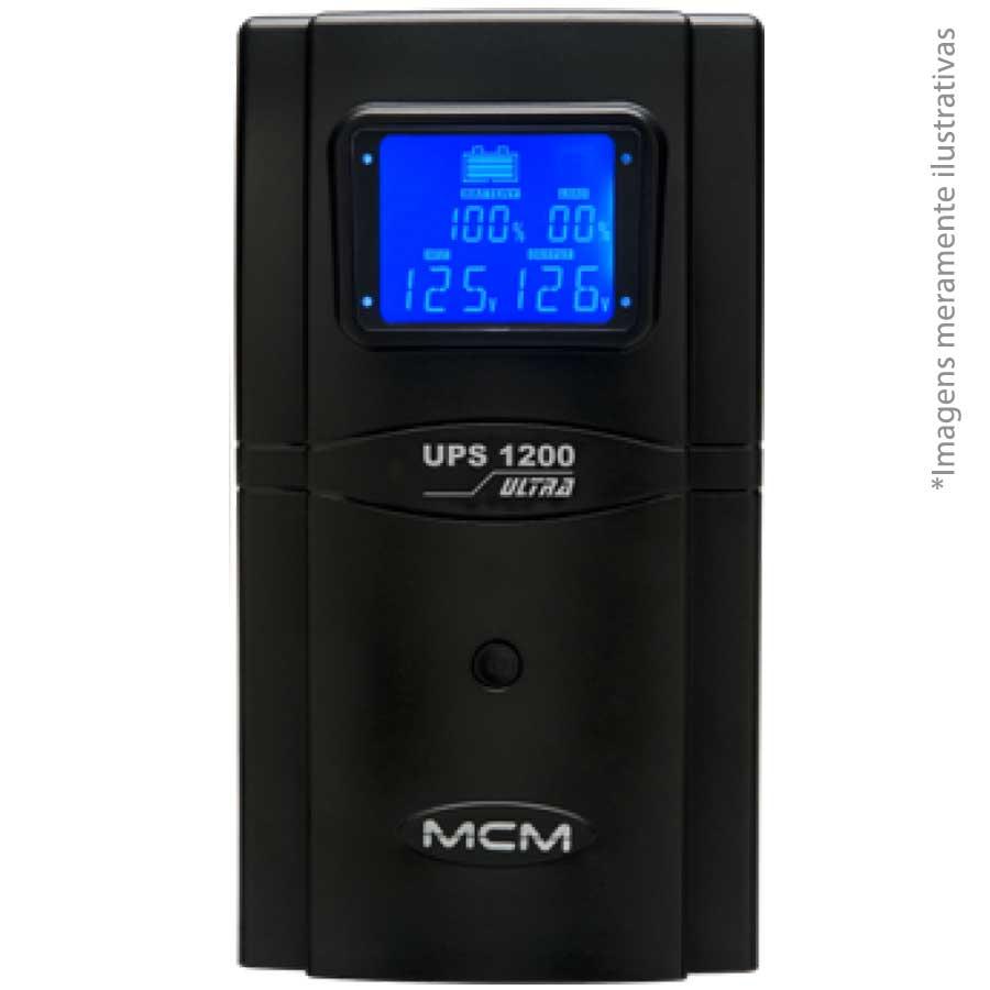 Nobreak MCM UPS Pro 1200VA