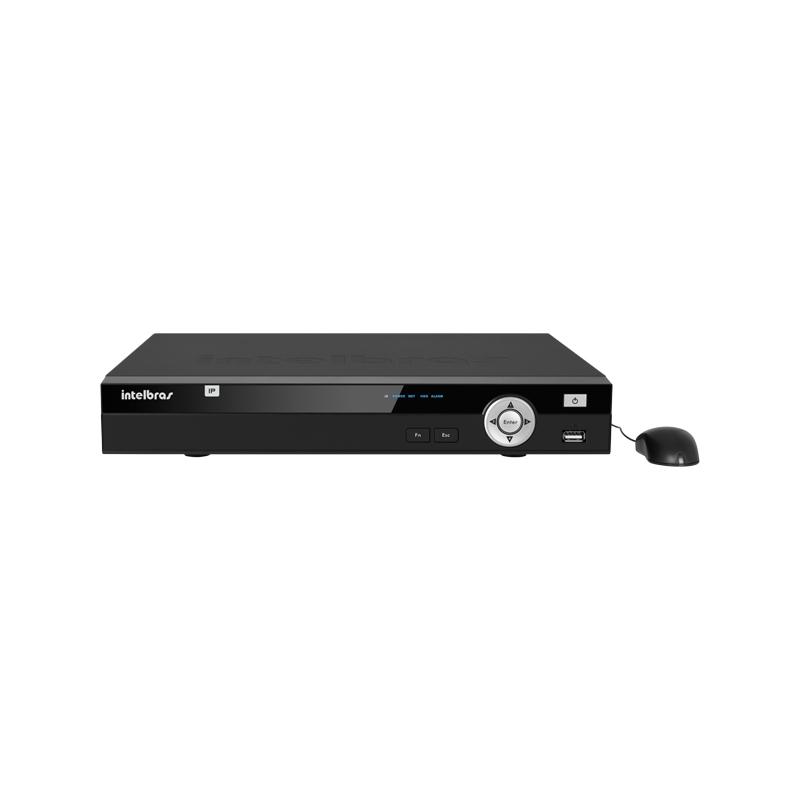 NVR Stand Alone Intelbras NVD 1008 8 Canais IP