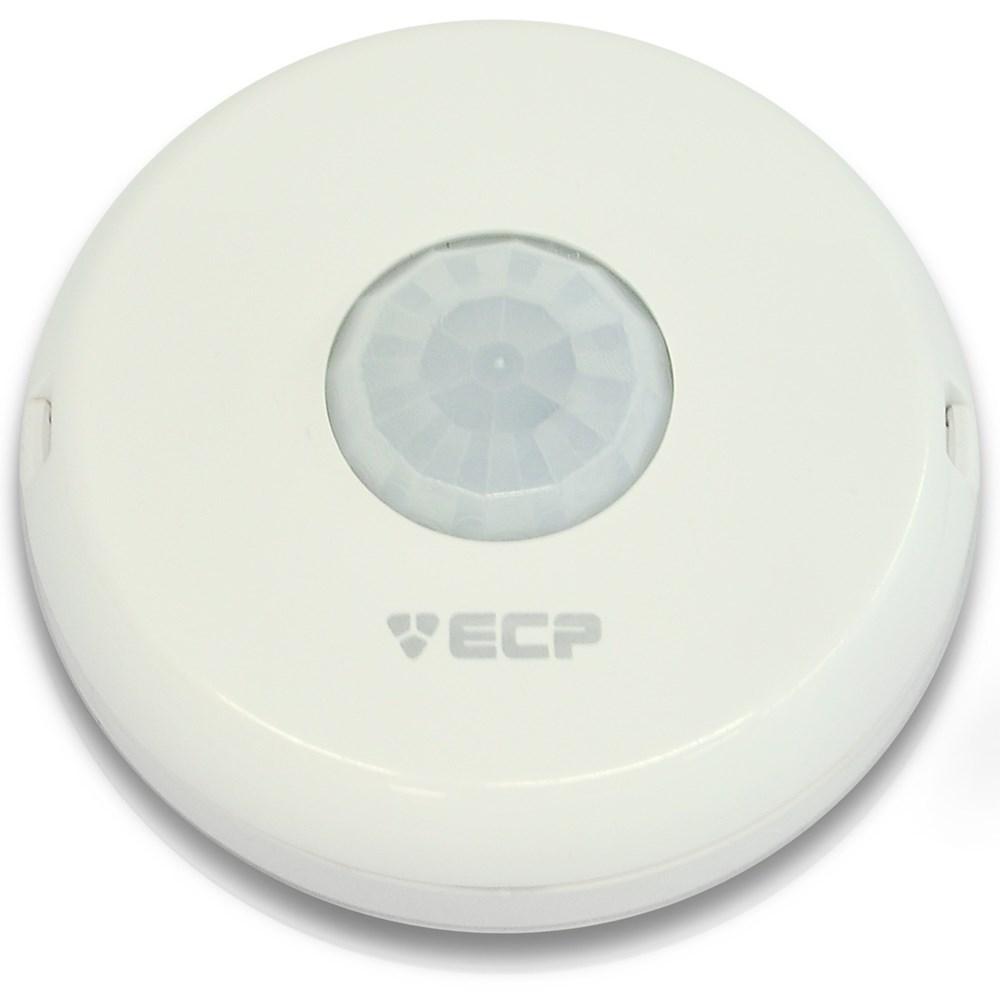 Sensor de Presença Iluminação Acende e Apaga Automatico Sobrepor no Teto