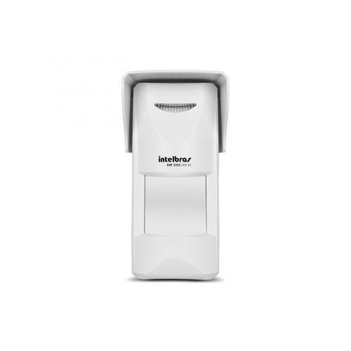 Sensor Infravermelho Passivo e Microondas Com Fio Intelbras IVP 3000 MW EX - Uso Externo
